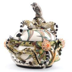 Ardmore Ceramics: Genet Tureen