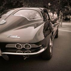 ❦ 1963 Corvette Stingray by drfilm