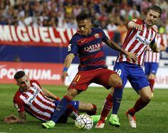 Calderón o Bernabéu, on hi ha el rival?  #Barça #FCB #Futbol #Barcelona