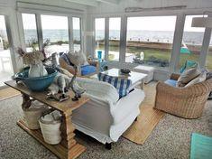 Coastal Decorating Ideas | Beachfront Bargain Hunt | HGTV