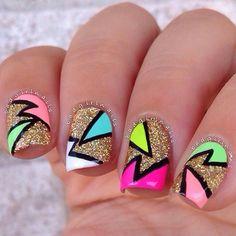Instagram media by badgirlnails #nail #nails #nailart