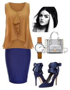 Office by victorya89 on Polyvore