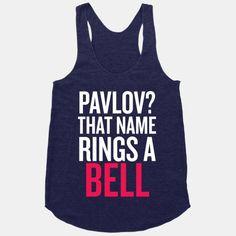 Pavlov? | HUMAN | T-Shirts, Tanks, Sweatshirts and Hoodies