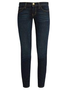 The Stiletto mid-rise skinny jeans | Current/Elliott | MATCHESFASHION.COM