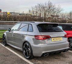 Audi RS3 Sportback nardo grey