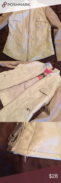 Collection B at Macy leather jacket Good condition leather jacket Collection B Jackets & Coats