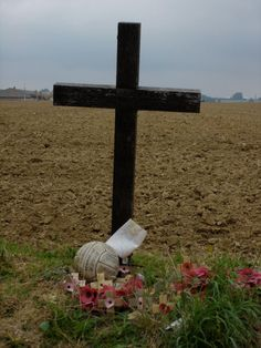 Memorial site of the WWI location, where the British and German troops downed weapons and played football on Christmas Day, British Football, Wwi, Troops, Weapons, German, Memories, Christmas, Image, Noel