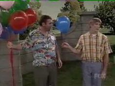 Stuart and the Balloon Man