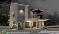 nice Smart looking contemporary home in Kerala Check more at http://etud.net/smart-looking-contemporary-home-in-kerala/