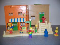 1984 Sesame street