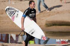 Mr Price Pro Ballito 2012. Greg Emslie (East London, South Africa). © Kelly Cestari / Mr Price. Brandon Jackson, Number Two, East London, Surfboard, South Africa, Surfing, African, Surf, Surfs Up