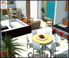 Projeto de Decoração Apartamento