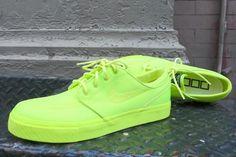 "Nike SB x Three Squares Studio Stephan Janoski ""Lemon Twist"""