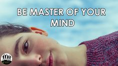 Be Master Of Your Mind Successful People] Change Mindset, Rich Dad Poor Dad, Motivational Videos, Live Your Life, Successful People, Live For Yourself, Problem Solving, Good News, Attitude