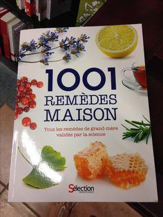 1001 remèdes maison