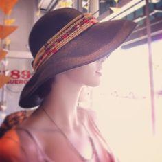 Lovely summer hats have just arrived :-)