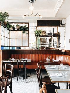 15 of my favorite spots in Greenpoint, Brooklyn - Pathport Cooking For One, Restaurant Bar, Brooklyn, Table, Inspiration, Furniture, Home Decor, Products, Google Search