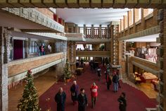 Frank Lloyd Wright Buildings, Frank Lloyd Wright Homes, Imperial Hotel, Prairie School, Usonian, Beautiful Homes, Art Deco, Tokyo Japan, Architects