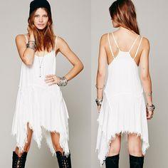 American Boho Girl Dress