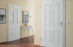 weiße innentüren zimmer haus
