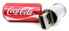 Pendrive Lata Coca Cola