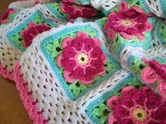 Cuppa Crochet: Strawberries in Spring
