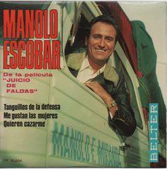 Las Mejores 8 Ideas De Manolo Escobar Manolo Escobar Cine De Barrio Cantantes