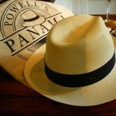Panama hats St agnes