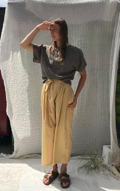 Black Crane Box Top | Garmentory Box Tops, Crew Neck, Shape, Fashion Outfits, Usa, Grey, How To Make, Closet, Beautiful
