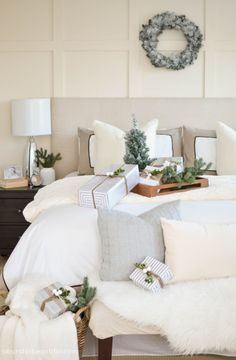 Christmas Home Tour 2015 - A Burst of Beautiful