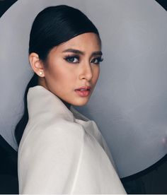 Gabbi Garcia Makeup Goals, Makeup Inspo, Filipino Makeup, Gabbi Garcia, Filipina Beauty, Sanya, Cute Korean, Skin Care, Actresses