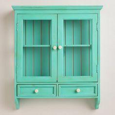 Aqua Wall Cabinet