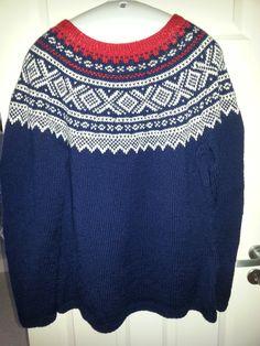 Marius-genser med rundfelling