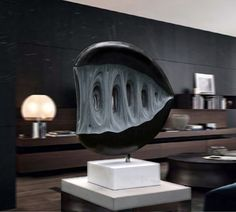 A talented sculptor in stone based in Oxford, original organic sculpture. Contemporary Sculpture, Contemporary Art, Kil Kenny, Organic Sculpture, Tower Design, Garden Design, Garden Art, Stone Sculpture, Black Marble