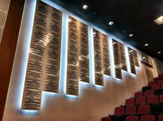 Vicoustic is the world leader in innovative acoustic treatment and sound isolation solutions. Lecture Theatre, Roller Shades, Home Cinemas, Sound Proofing, Home Theater, Innovation, Stairs, Studio, Building