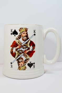 Lord Nelson Pottery Hand Crafted in England Beer Mug/Stein /