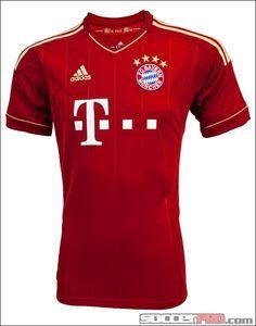 adidas Youth Bayern Munich Home Jersey - 2012...$53.99