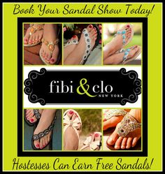 270793986c5a Hostesses earn a free pair of flat sandals when they sell 5 pair! It s easy