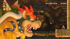 New Super Mario Bros. Wii-Bowser