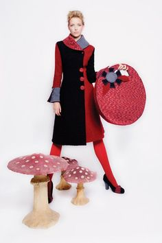Abitart Mushrooms from FW 2011