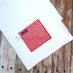 Machine Embroidery Design Applique Appli-Pocket 2 by tmmdesigns
