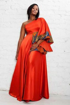 Looove this dress! African Formal Dress, African Wear Dresses, Latest African Fashion Dresses, African Print Fashion, African Attire, Look Fashion, Skirt Fashion, Fashion Outfits, Classy Dress