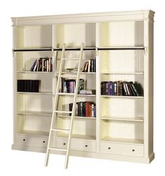 Add some classic-factor to your bedroom with the French Provincial bookshelves. This piece of beautiful bookshelves come with matching colour ladder. Features:- French Provincial Bookcase with Ladder. French Provincial Furniture, French Furniture, Shabby Chic Furniture, Living Room Furniture, Furniture Storage, Modern Furniture, Rustic Furniture, Antique Furniture, Cabin Furniture