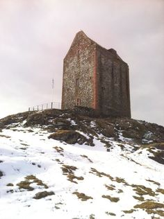 Scottish Borders photo of the day: Smailholm Tower