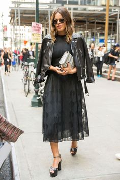 Stunning Street Style Looks from New York Fashion Week