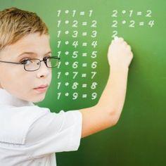 Trucos con las tablas de multiplicar