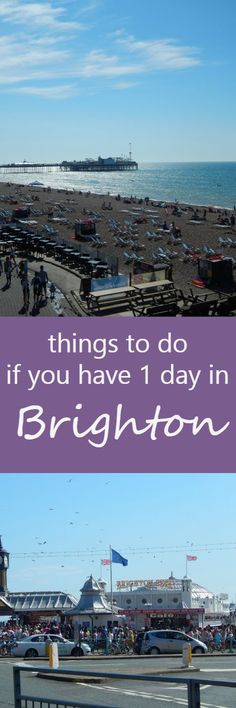 Day Trip To Brighton UK