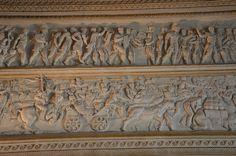 Mantova Palace Te 1534 Chamber of the Stuccoes (my photo)