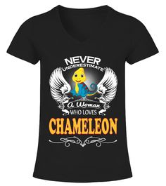 """# CHAMELEON Animals Lover .  HOW TO ORDER:1. Select the style and color you want2. Click """"Buy it now""""3. Select size and quantity4. Enter shipping and billing information5. Done! Simple as that!TIPS: Buy 2 or more to save shipping cost!This is printable if you purchase only one piece. so don't worry, you will get yours.Guaranteed safe and secure checkout via: Paypal 