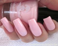 Dollish Polish Strawberry Cream